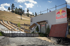Big Bear Mountain Resorts Hosts the 11 Annual HDHR at Bear Mountain in 2014. HDHR Side View
