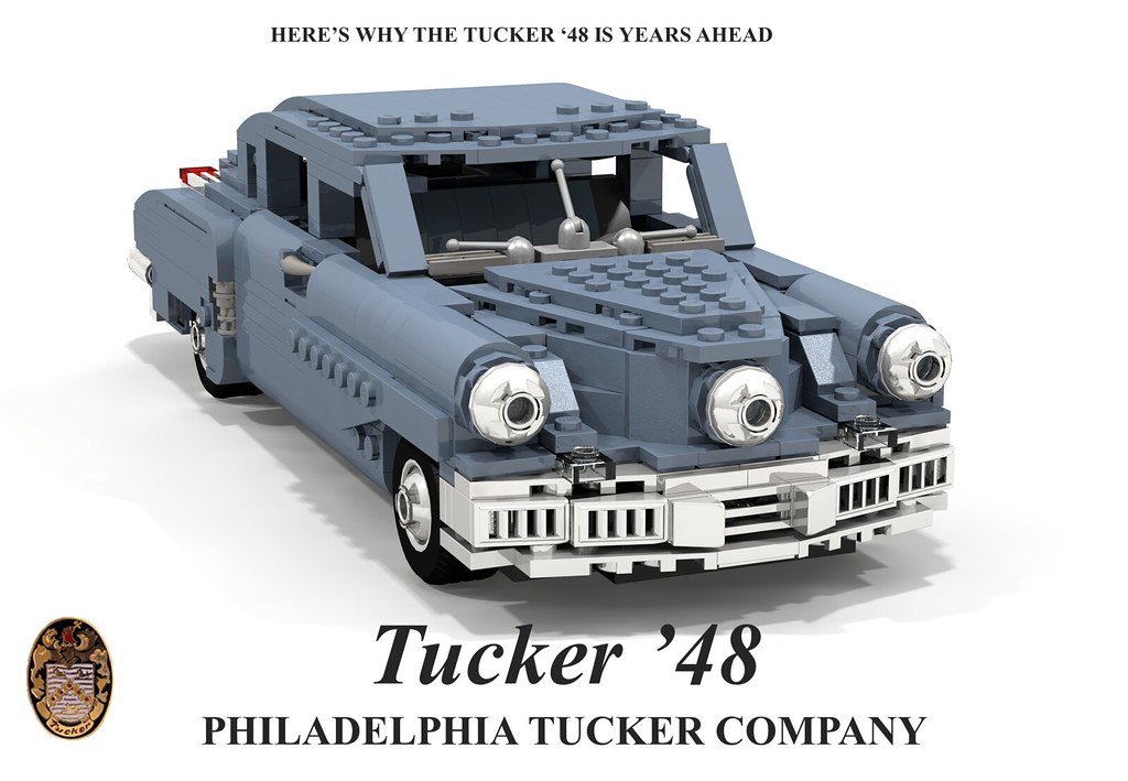 automobile and tucker essay Ford motor company faces many strategic challenges during these volatile economic times  in 1956, toyota exported its first automobile to the united states,.