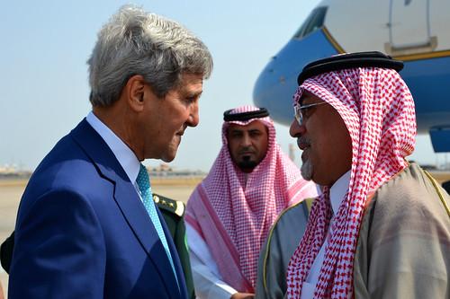 Secretary Kerry Departs Jeddah, Saudi Arabia