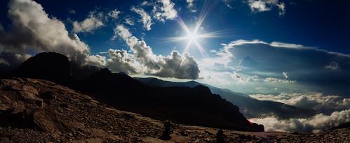 Olympus panorama