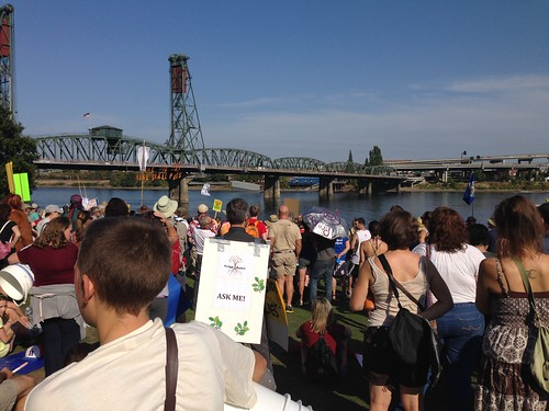 People's Climate March - Portland