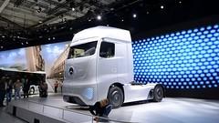 IAA Hannover 2014 - Mercedes Benz  Truck 2025 (BonsaiTruck) Tags: truck mercedes benz hannover camion trucks iaa lorries lkw 2025 nutzfahrzeuge futuretruck