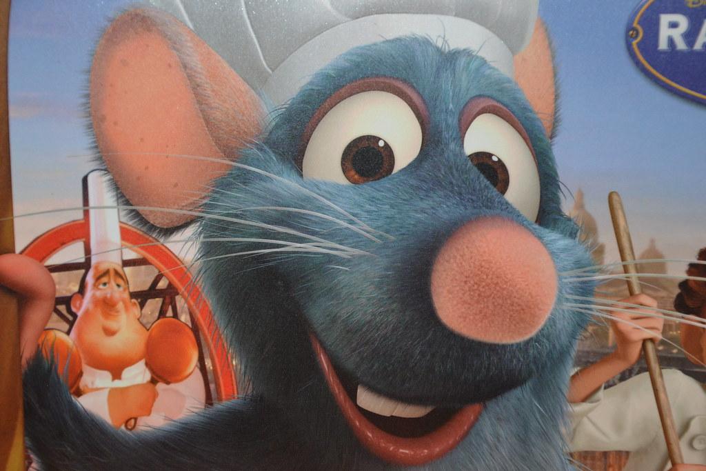 Ratatouille Gusteau