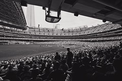Take Me Out To The Ball Game (Krista Kruger) Tags: toronto baseball skydome bluejays rogerscentre itwillbetheskydomeforever
