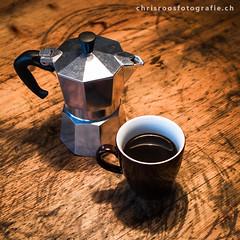 Coffee (chrisroosfotografie) Tags: leicam8 produkt kaffee coffee woodtable morning brown cup stilllife