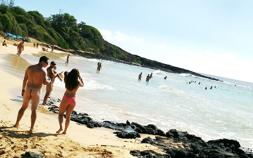 Nude Beach Maui