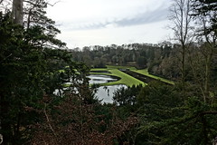 Landscape (Sparky the Neon Cat) Tags: europe uk united kingdom gb great britain england north yorkshire studley royal octagon tower landscape gardens water park