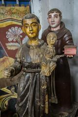 Antique Christian Statues, Ambalangoda, Sri Lanka (Peter Cook UK) Tags: ambalangoda lanka statue shop southern painted antiques sri christian figure