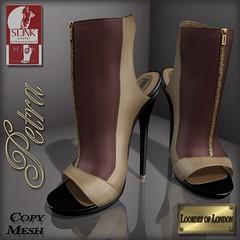 Loordes of London-Petra Boots-#12 1 (loordesoflondon) Tags: my 60l secret sale 32417