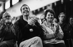 John Allan and Angela Cameron – The Next Generation – 10/18/03 (photo: Brian Wunder)