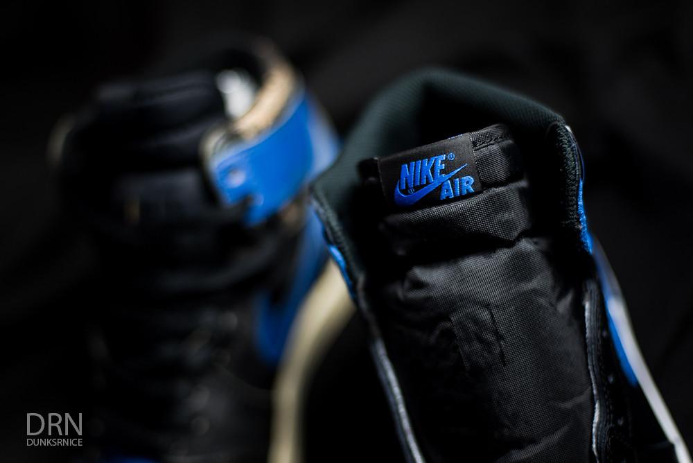 0ad219fec46 1985 & 2017 Royal Jordan 1. (dunksrnice) Tags: 1985 2017  wwwdunksrnicenet