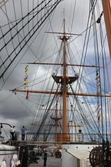 IMG_2149 (Skytint) Tags: hmsvictoria hmswarrior docks portsmouth hampshire england 2012