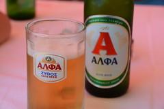 Pleasure (for adult) (Lakuda-san) Tags: greece grce bire kastraki alphabeer