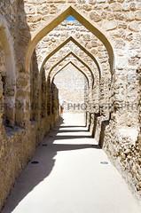 Qal'at al-Bahrain (frazha55an) Tags: heritage bahrain arch fort arches cultural culturalheritage qila bahrainfort qalat albahrain fortbahrain