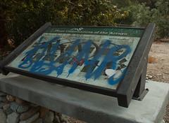 080913_2242_2000px (Weeding Wild Suburbia) Tags: ca usa gardens vandalism publicgardens citypark southpasadena spnp