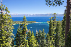 Memorial Day - Emerald Bay, S.Lake Tahoe CA (aka Sanya) Tags: california bear brown lake memorial day tahoe laketahoe sierranevada emeraldbay southlaketahoe gobear
