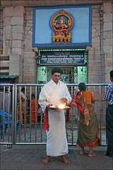 Le temple de Chamundi (Mysore, Inde) (dalbera) Tags: dalbera inde india mysore mahishâsura démonbuffle durga chamundi brahmane