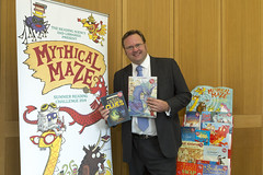 "Stephen Mosley MP learning about Reading Challenge 2014 • <a style=""font-size:0.8em;"" href=""http://www.flickr.com/photos/51035458@N07/14464568648/"" target=""_blank"">View on Flickr</a>"