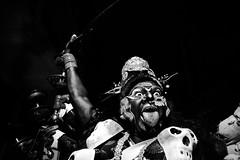 Kali (ajaykrishhh) Tags: india festival canon hyderabad bonalu 600d godesskali telanganabonalu