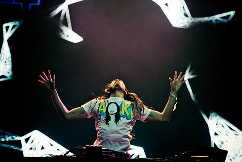 Steve Aoki Live Concert @ Les Ardentes Festival Liège-2725