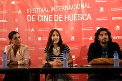 Rueda de Prensa Paula Ortiz (La Novia