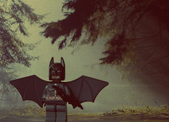 Dinner dinner dinner dinner (Kornflake.stew) Tags: photography lego superhero batman whimsical pixlr