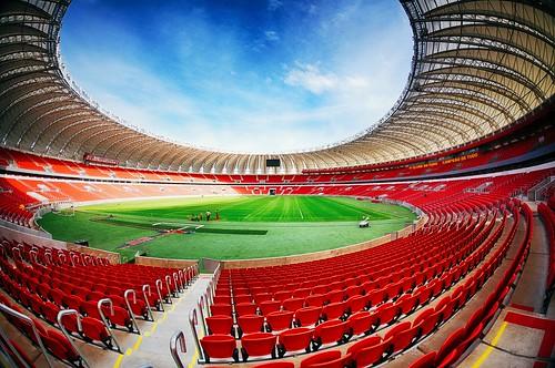 Estádio Beira-Rio / Estádio da Copa do mundo 2014