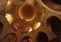 (bigoperm) Tags: chandelier abudhabi sheikhzayedmosque