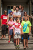 Grandma and the Kids (Karol A Olson) Tags: family vacation duck northcarolina goofballs obx jul14