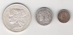 Per 1879-1880 (Santiago Stucchi Portocarrero) Tags: money coins per currency dinero monedas santiagostucchi