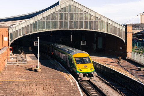 KENT RAILWAY STATION IN CORK CITY