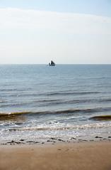 Yacht (Phil Gyford) Tags: uk sea beach boat yacht essex walton frinton waltononnaze waltononthenaze frintononsea