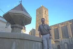 Castell d'Empuries (Fotero) Tags: retrato fuente iglesia castello hdr emporda