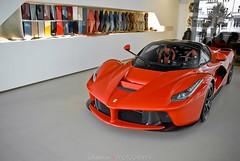 Ferrari LaFerrari (Lukas Hron Photography) Tags: italian republic czech prague praha ferrari showroom scuderia supercar hypercar laferrari