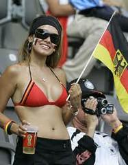Germany 016 (Kiwicanary) Tags: world girls hot cup argentina germany fifa chicks fans 2014
