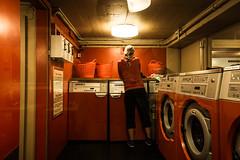 LAUNDRY_ICE-7 (>-</> c------ Groovy Sushi) Tags: machine wash laundry laverie landromat