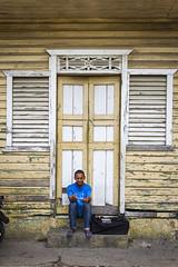 Dominicaanse Republiek (Mark Sekuur) Tags: street city market meat markt straat higuey higey dominicaanserepubliek caribisch laaltagracia