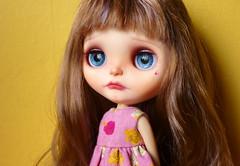 Baby Blues (Fifilatrixabel ) Tags: doll dolls teddy ooak blythe custom fifi fbl fifilatrixabel