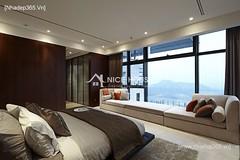 Thiết kế nội thất phòng ngủ tân cổ điển_12