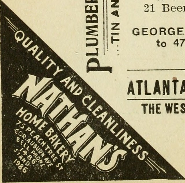 Image from page 97 of Atlanta City Directory (1904)