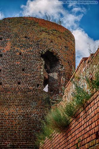 Zamek Koło » Baszta
