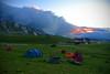 Il campo all'alba (Gaia83) Tags: veterinarifotografi trekkingconimuli