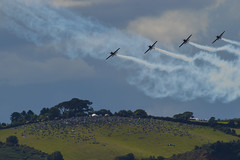 The Blades - Dawlish Airshow 2014 (pgosling1979) Tags: airshow blades 2014 dawlish