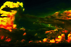 Cosmic (eterem) Tags: sky colors clouds skyscape dramatic cosmic overcooked