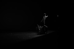 (-Daniel R) Tags: nyc newyorkcity blackandwhite bw newyork dance women theater downtown dancers manhattan live performance dancer theather dancelife