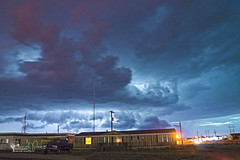 Bit of a Storm (Chains of Pace) Tags: longexposure storm oklahoma landscape unitedstates sony thunderstorm guymon