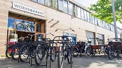 Fr8 industrie veemarkt (@WorkCycles) Tags: industry dutch amsterdam bike bicycle shop workshop winkel delivery strong tough industrie fiets bakfiets veemarkt werkplaats transportfiets workcycles industriele hufterproof