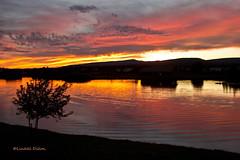 Pagosa Springs sunset (Lindell Dillon) Tags: sunset colorado raw pagosaspringsco lindelldillon