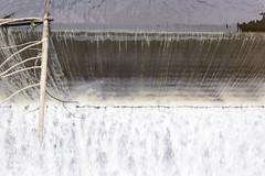 Vibration (Ralph Apeldoorn) Tags: river belgium belgique belgie dam ardennen ardennes belgië barrage weir rivier stuwdam larocheenardenne nisramont waalsgewest