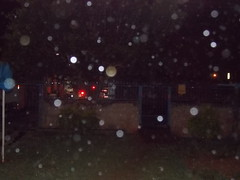 (NadinyMartins) Tags: house rain night casa nikon chuva noite luzes lighs l810